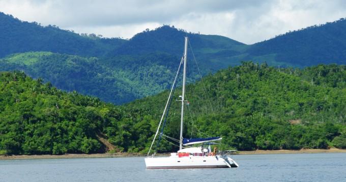 Catamaran for rent Madirokely at the best price