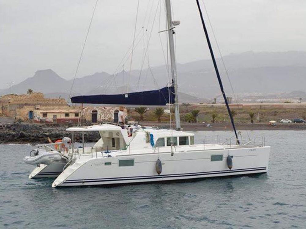 Rental Catamaran in Alzachèna/Arzachena - Lagoon Lagoon 440