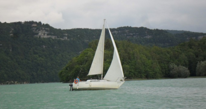 Boat rental Orgelet cheap Gib Sea 24