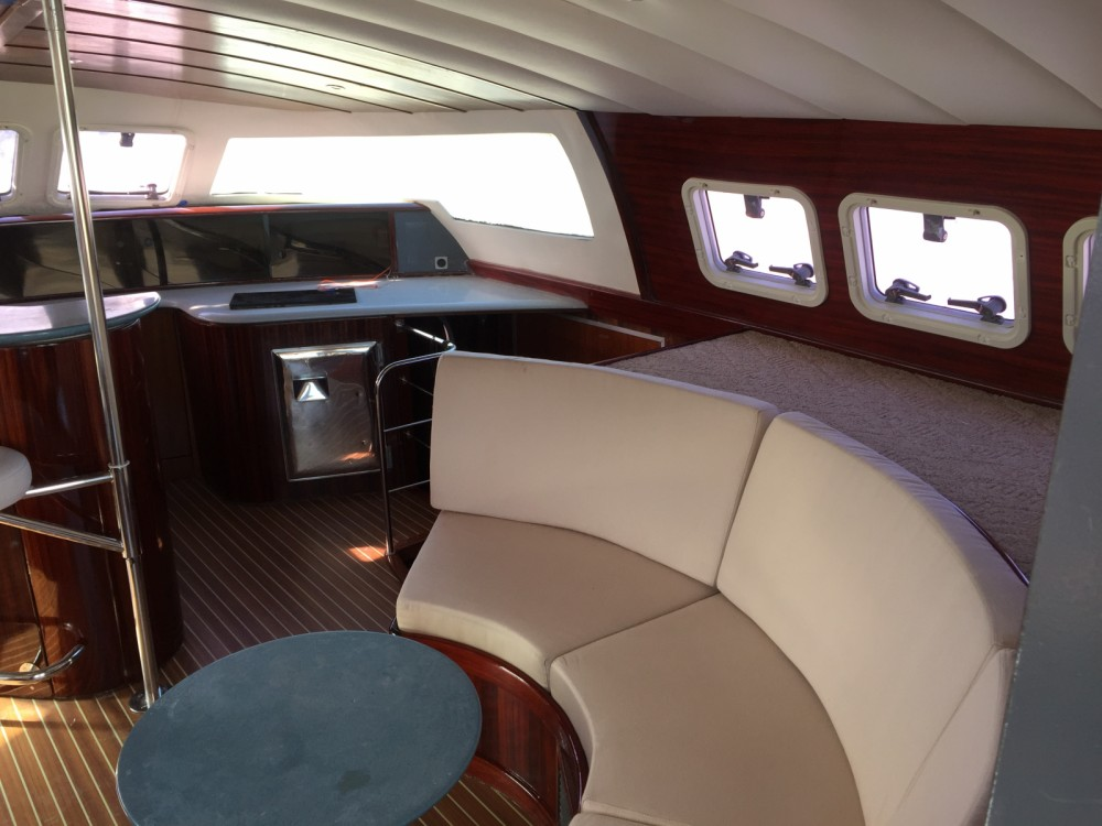 Fountaine Pajot Marquises 56 between personal and professional Porto-Vecchio