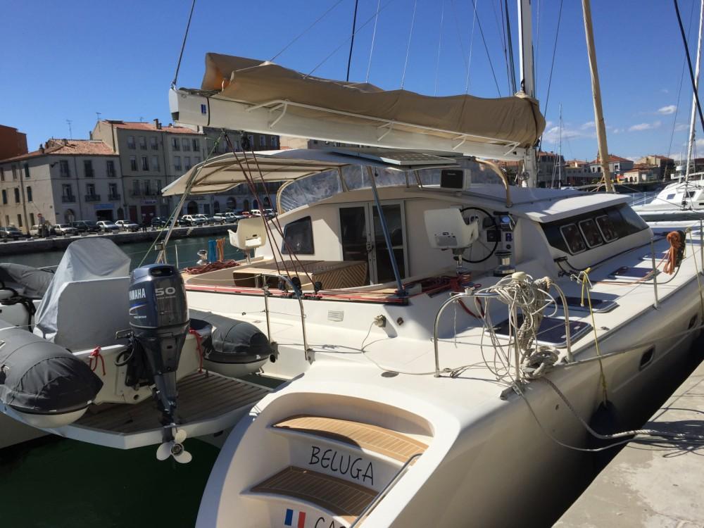 Rental Catamaran in Porto-Vecchio - Fountaine Pajot Marquises 56