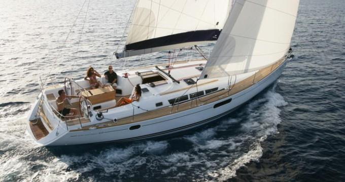 Boat rental Jeanneau Sun Odyssey 49 in Volos on Samboat