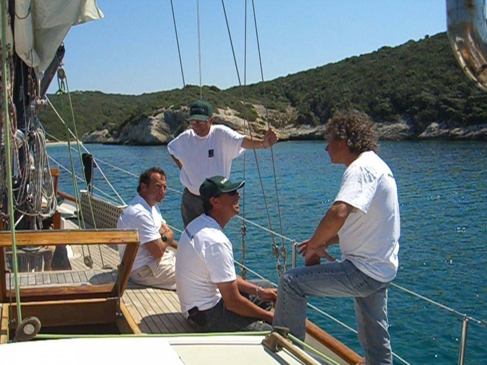 Rental yacht Mauguio - Blue-Water Vagabond 47 on SamBoat