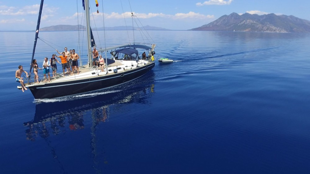 Hire Sailboat with or without skipper Ocean Star Athens