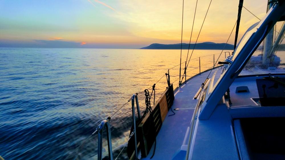 Boat rental Bénéteau Oceanis 48 in Split on Samboat