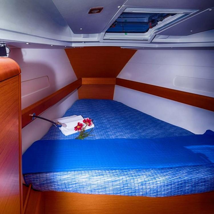 Boat rental Κεραμωτή cheap Sun Odyssey 409