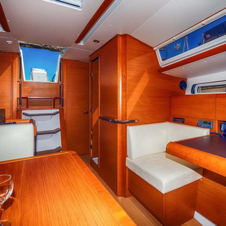 Rental yacht Κεραμωτή - Jeanneau Sun Odyssey 409 on SamBoat