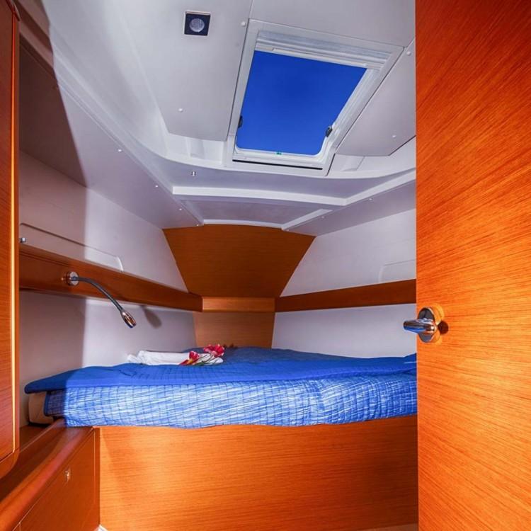 Boat rental Jeanneau Sun Odyssey 409 in Κεραμωτή on Samboat