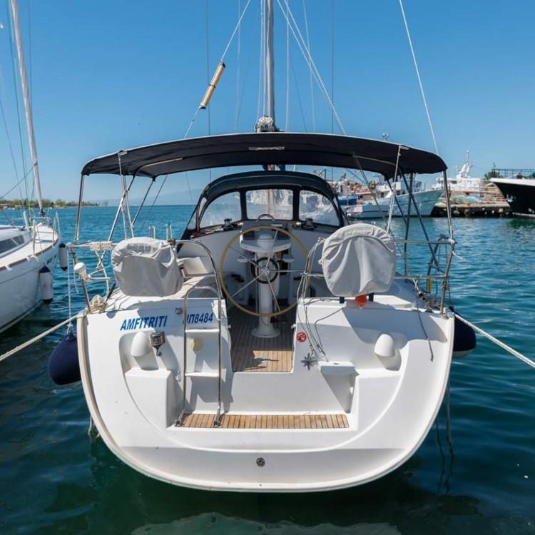 Rental Sailboat in Keramoti - Jeanneau Sun Odyssey 35