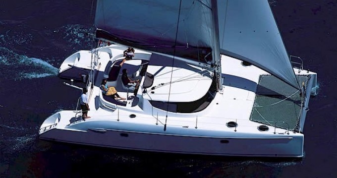 Hire Catamaran with or without skipper Fountaine Pajot Sliema