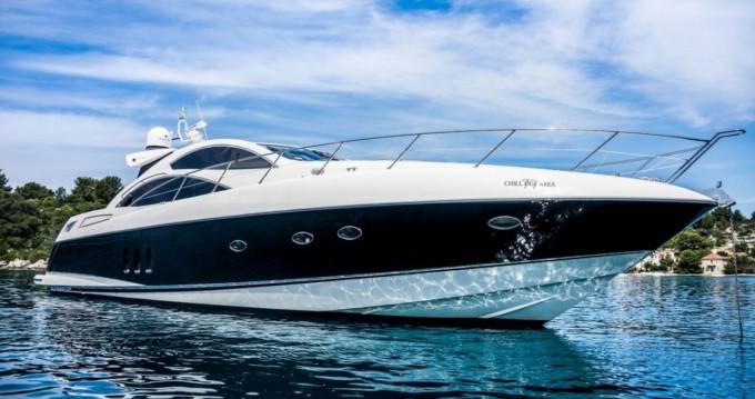 Rental yacht Split - Sunseeker Predator 62 on SamBoat