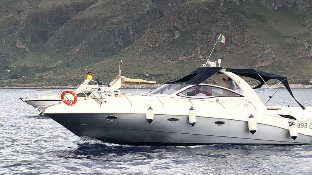 Boat rental Castellammare del Golfo cheap Stama 33