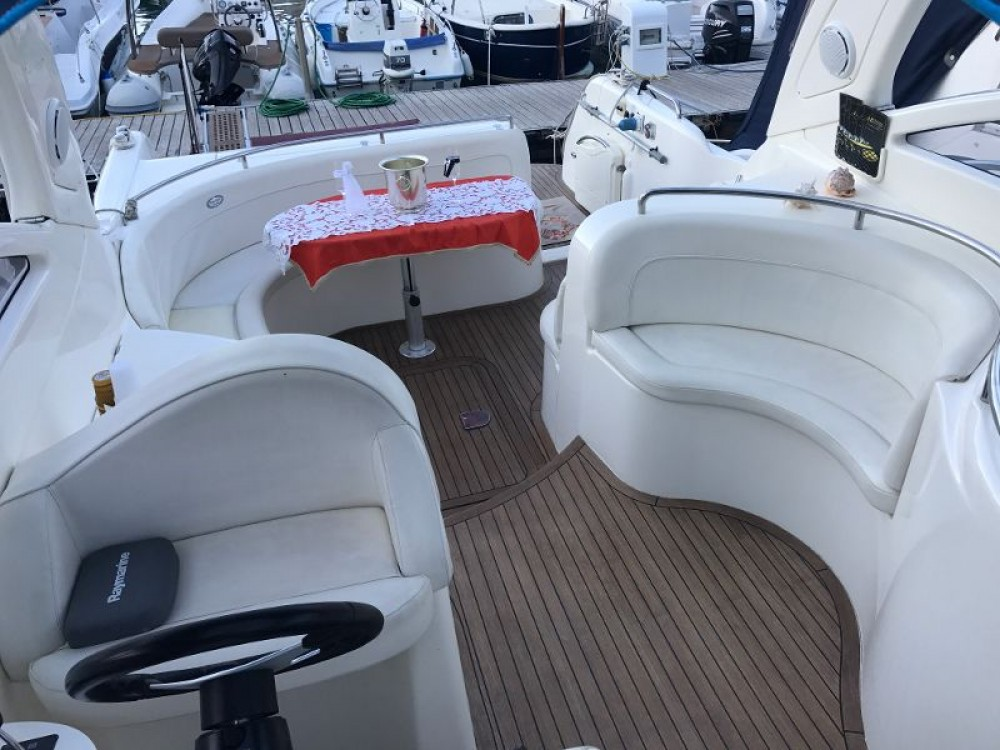 Rental yacht Castellammare del Golfo - Stama Stama 33 on SamBoat