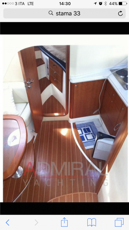 Rental Motor boat Stama with a permit