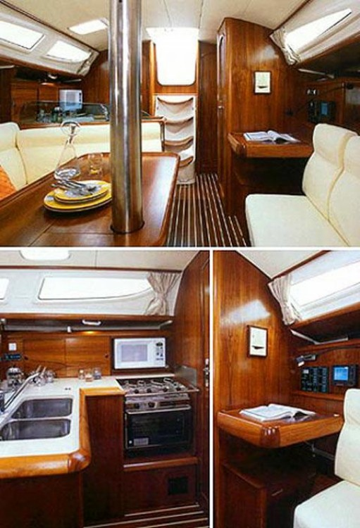 Jeanneau Sun Fast 35 between personal and professional La Rochelle