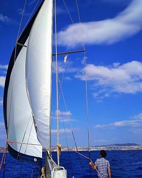 Rental yacht Tourlos - Jeanneau Sun Odyssey 45.1 on SamBoat