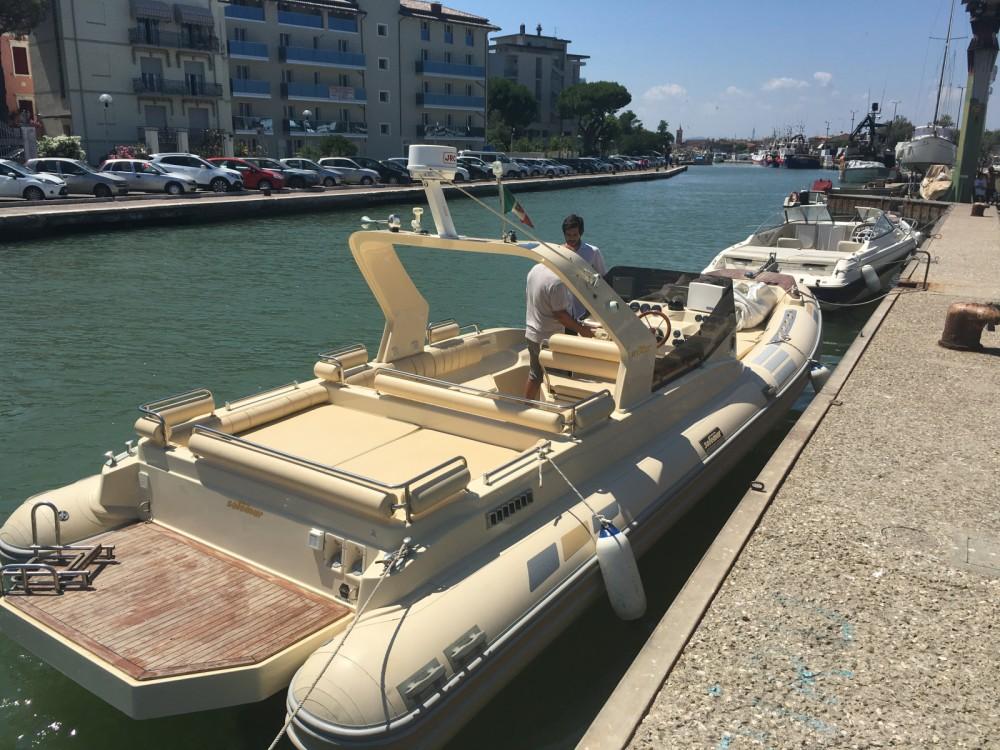 Rent a Solemar 28 offshore Piombino