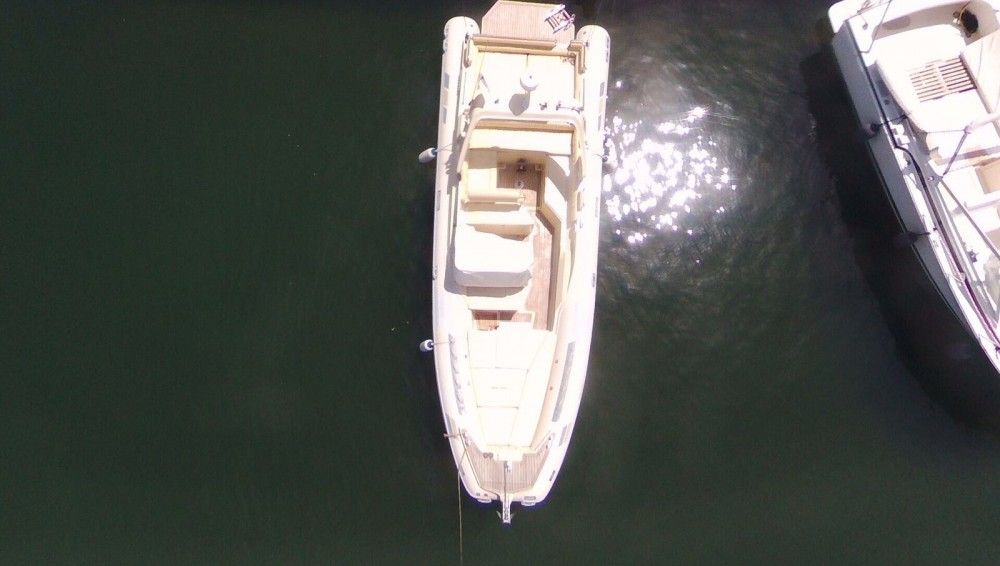 Hire RIB with or without skipper Solemar Piombino