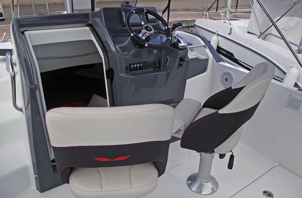 Rental Motor boat in Cambrils - Bénéteau Flyer 6.6 SUNdeck