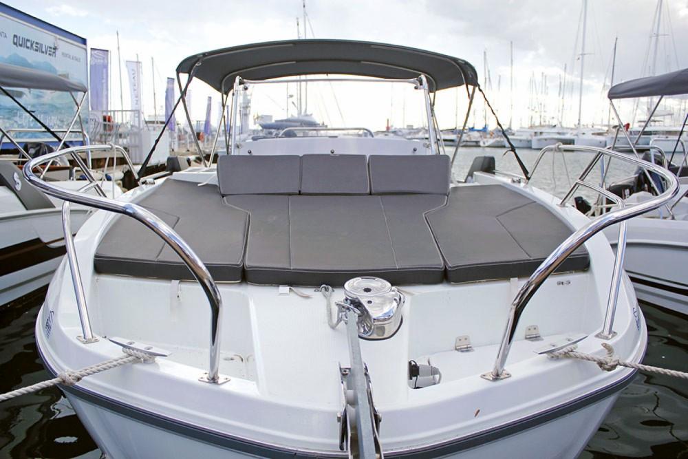 Rental Motorboat in  - Bénéteau Flyer 7.7 SUNdeck