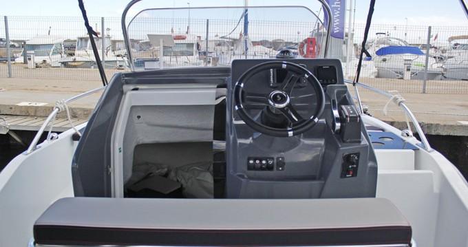 Rental yacht Cambrils - Bénéteau Flyer 5.5 SUNdeck on SamBoat