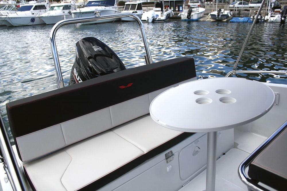 Rental Motorboat in Cambrils - Bénéteau Flyer 5.5 SUNdeck