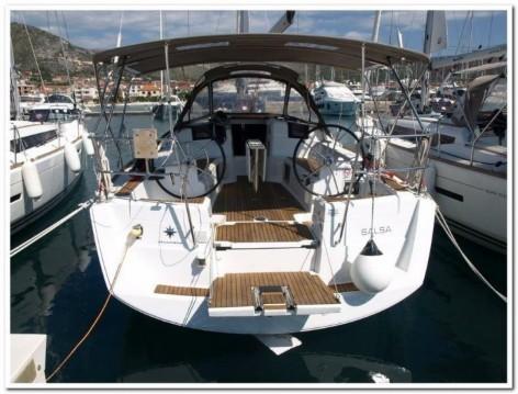 Rental Sailboat in Split - Jeanneau Sun Odyssey 379
