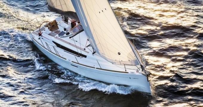 Rental yacht Sukošan - Jeanneau Sun Odyssey 389 on SamBoat
