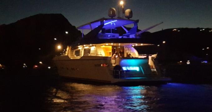 Rental yacht Cannigione - Posillipo-Rizzardi Technema 80 on SamBoat