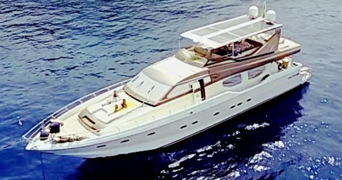 Rental Yacht in Naples - Rizzardi Posillipo Technema  80