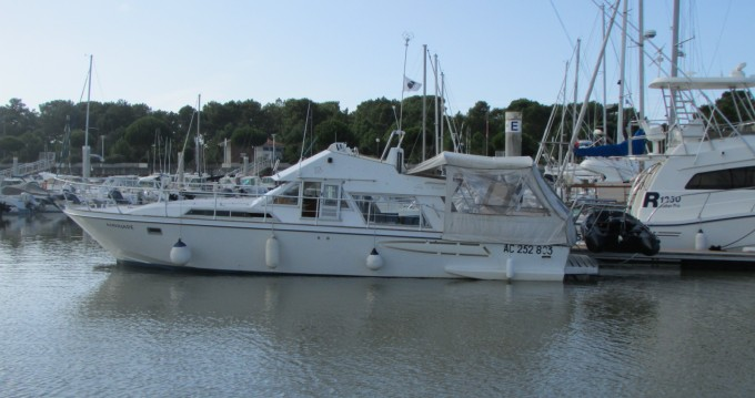 Hire Motorboat with or without skipper Guy Couach Le Verdon-sur-Mer