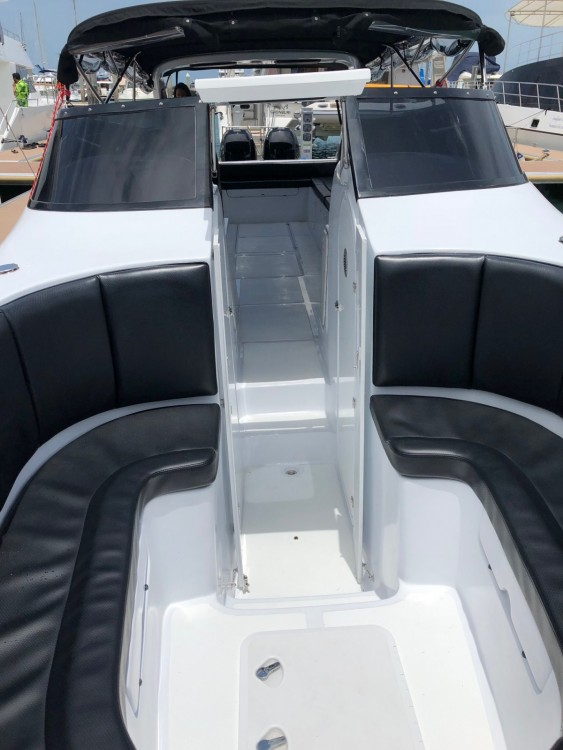 Rental Motor boat BB BOAT with a permit