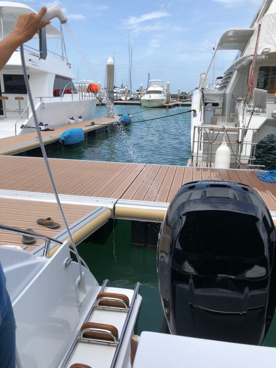 Motor boat for rent Pattaya at the best price