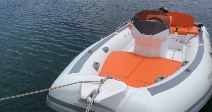 Boat rental Lido del Sole cheap 18 technology