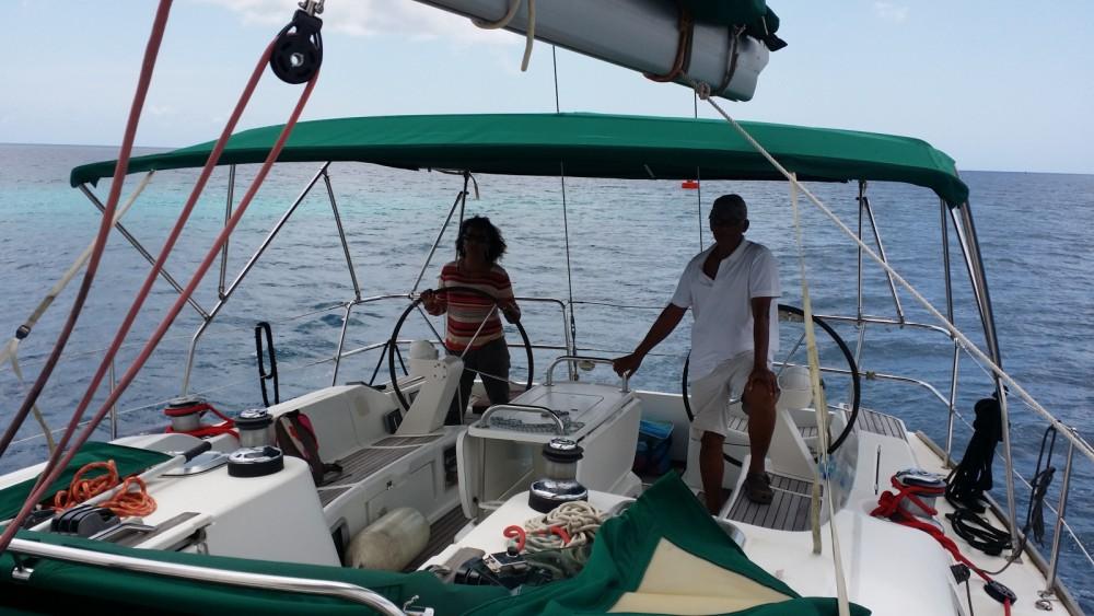 Boat rental Le Robert cheap Sun Odyssey 49i