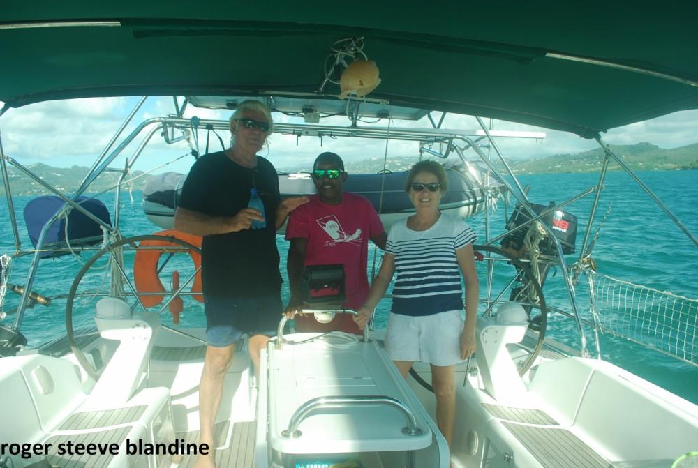Rental Sailboat in Le Robert - Jeanneau Sun Odyssey 49i