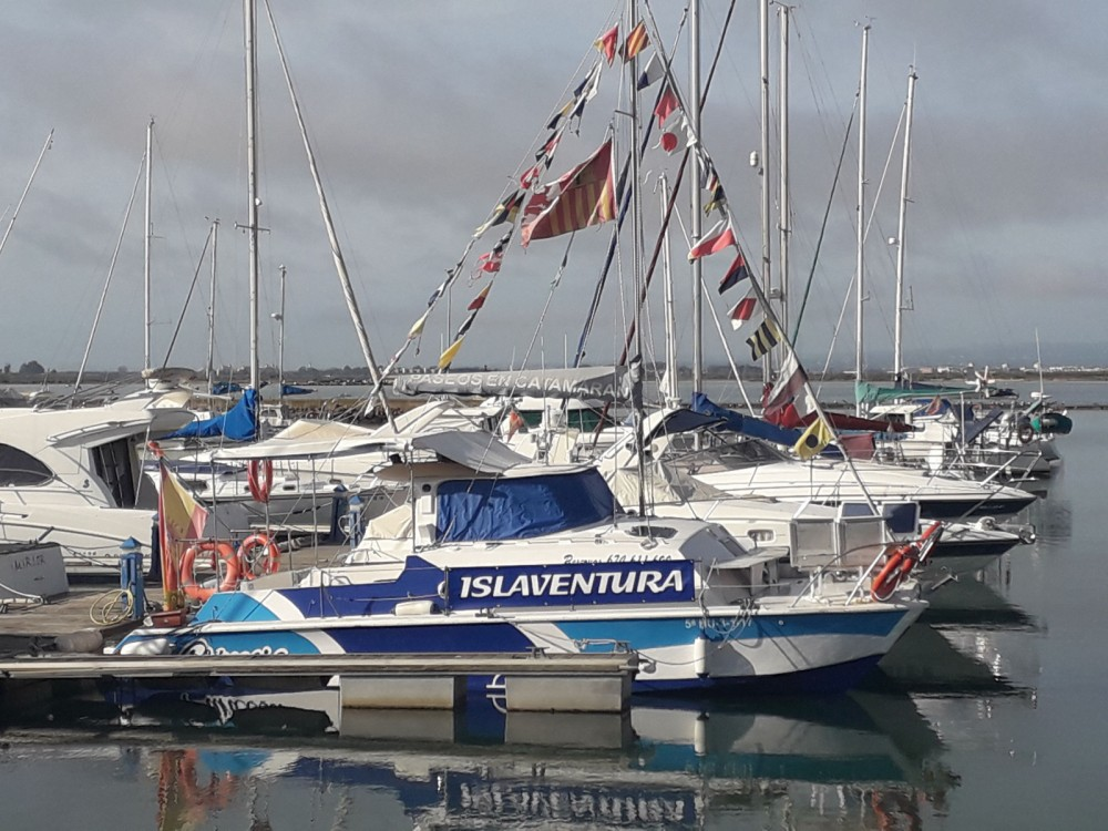 Boat rental Catala-catamarans Catalac 27 in Isla Cristina on Samboat