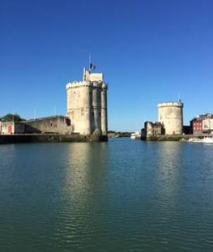 Jeanneau Sun Odyssey 34.2 between personal and professional La Rochelle
