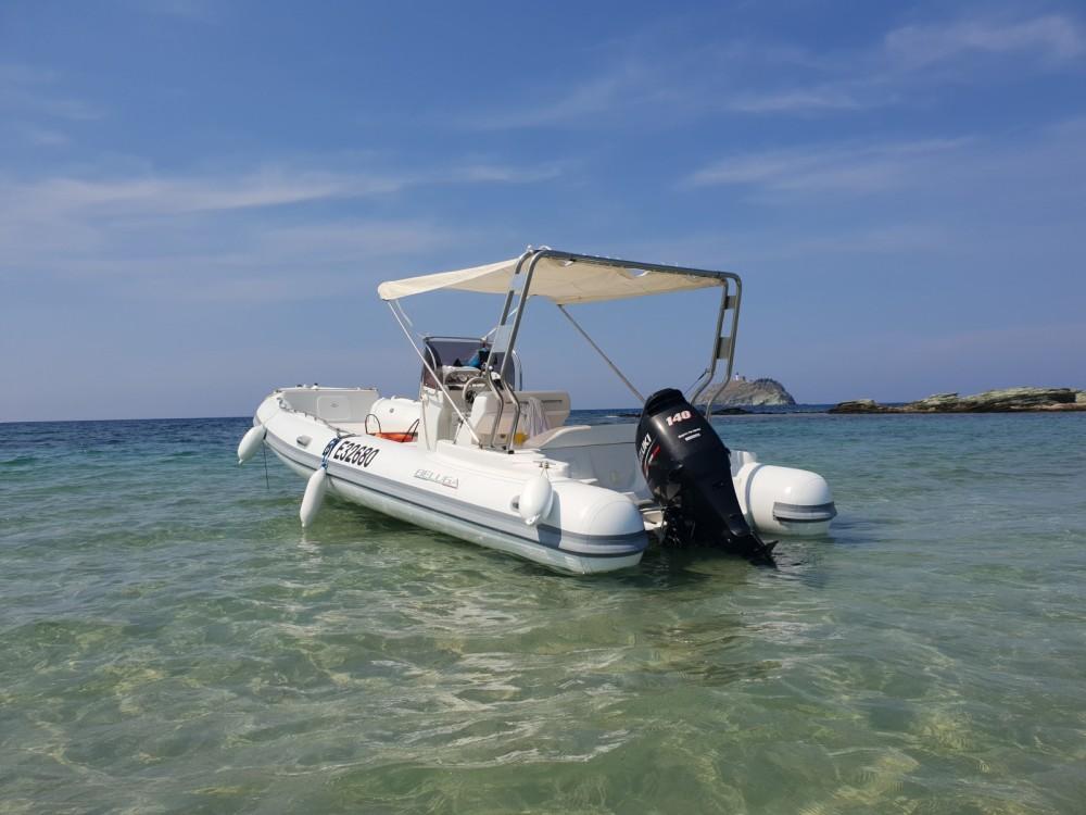 Boat rental Beluga Open 21 in Luri on Samboat