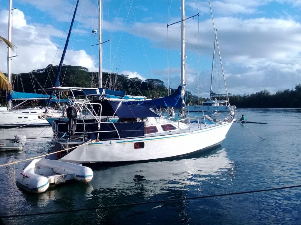Rental yacht Uturoa - Oxion Oxion 32 on SamBoat