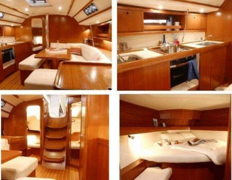 Hire Sailboat with or without skipper Dufour Sithonia