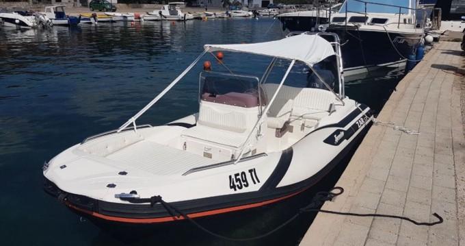 Boat rental Tisno cheap Zar 53