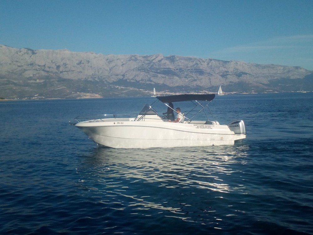 Rental yacht Sumartin - Atlantic-Marine 750 open on SamBoat