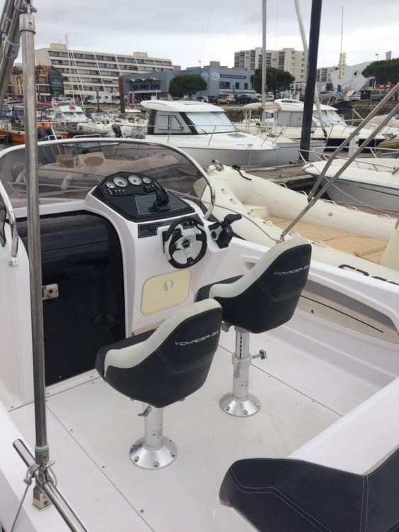 Motor boat for rent Arcachon at the best price