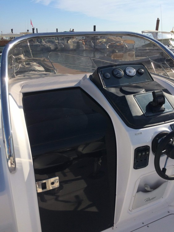 Boat rental Arcachon cheap Voyager 21 S