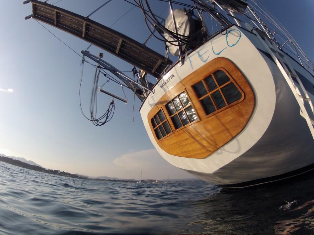 Boat rental Hyères cheap Trewes Clipper 67