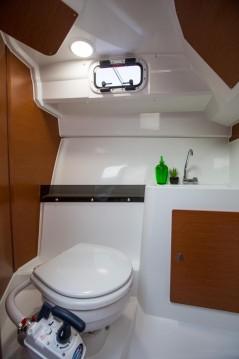 Rental Motorboat in Sumartin - Jeanneau Merry Fisher 795
