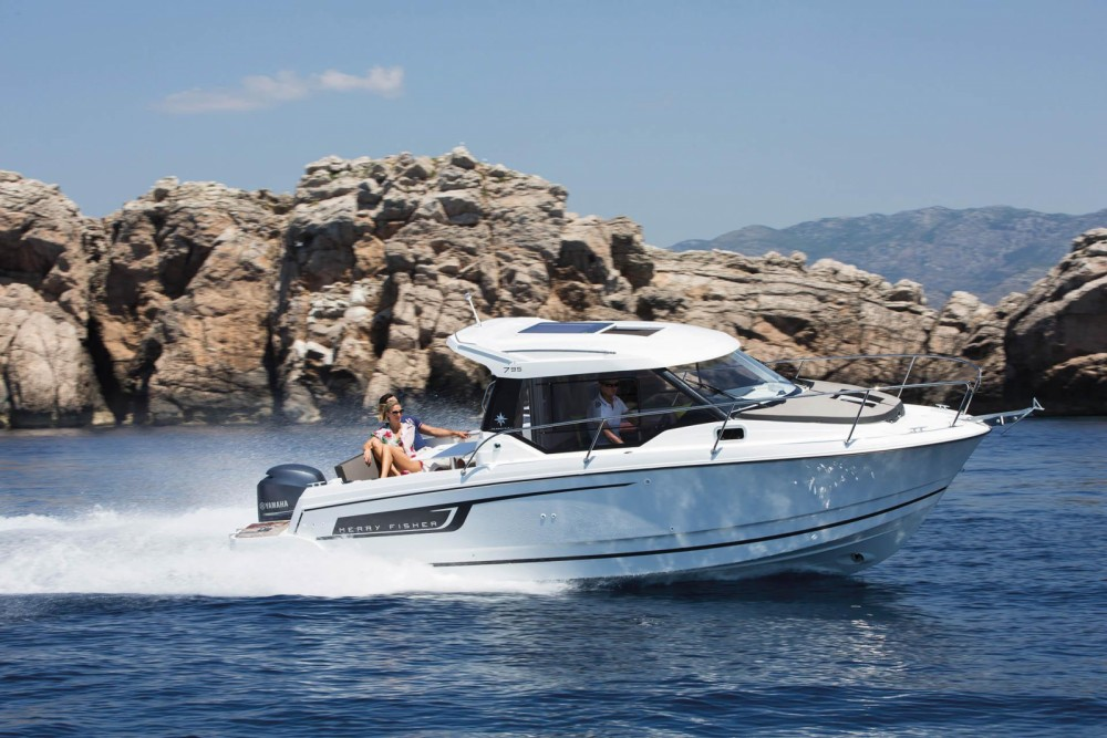 Boat rental Sumartin cheap Merry Fisher 795