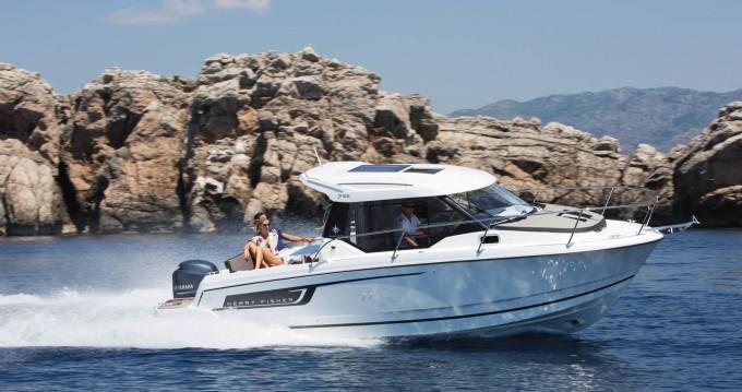 Boat rental Sumartin cheap Merry Fisher 795