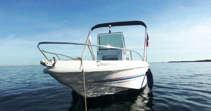 Hire Motorboat with or without skipper MASSIMO SCAGNELLI Mandelieu-la-Napoule
